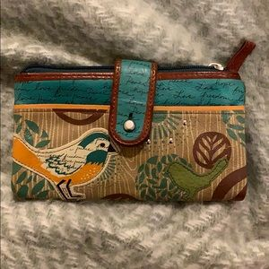 Fossil wallet
